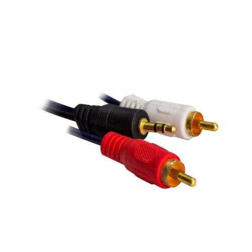 کابل صدا 1 به 2- 10 متری