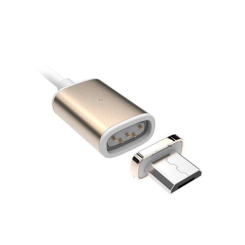 کابل تبدیل USB به microUSB مغناطیسی Earldom مدل ET-MC03