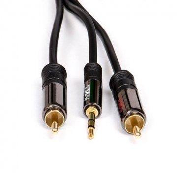 کابل صدا 1 به 2 کی-نت پلاس مدل KP-C1001