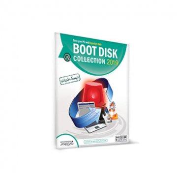 مجموعه نرم افزاری دیسک نجات Boot Disk Collection 2019 نشر نوین پندار
