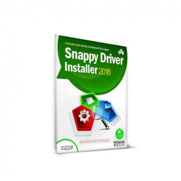 بروزرسانی درایور سخت افزاری Snappy Driver Installer 2018 نشر نوین پندار
