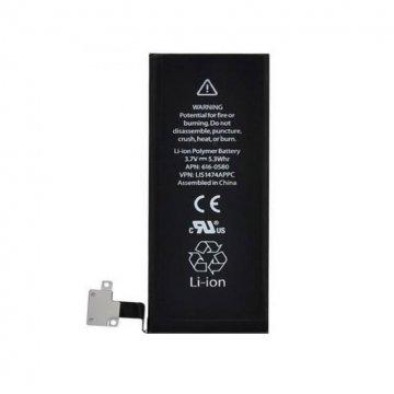 باتری موبایل مناسب برای گوشی اپل مدل iPhone 4S با ظرفیت 1432 میلی آمپر ساعت