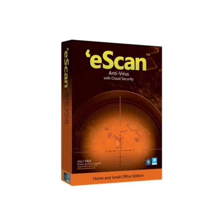 آنتی ویروس Escan