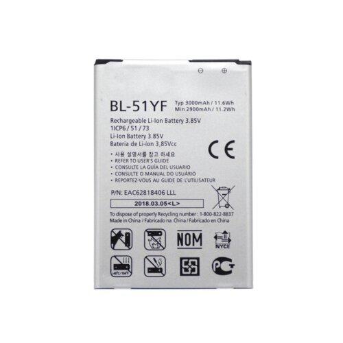 باتری موبایل مناسب برای گوشی ال جی مدل G4 با ظرفیت 3000 میلی آمپر ساعت