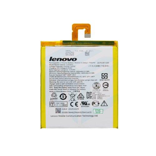 باتری تبلت مناسب برای تبلت لنوو مدل A7-50 A3500 با ظرفیت 3450 میلی آمپر ساعت