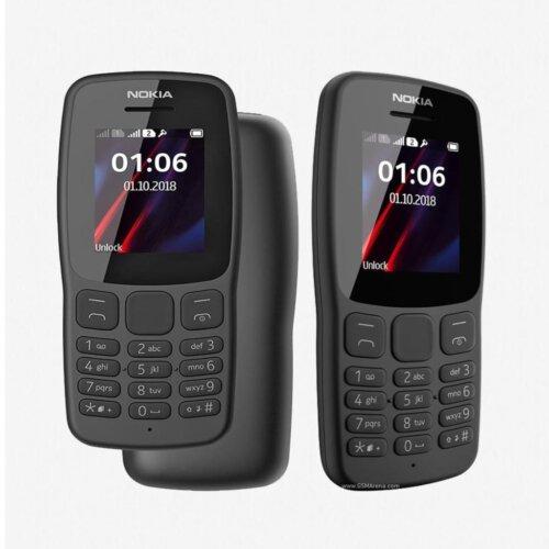 گوشی موبایل نوکیا مدل 106 (2018) دو سیم کارت