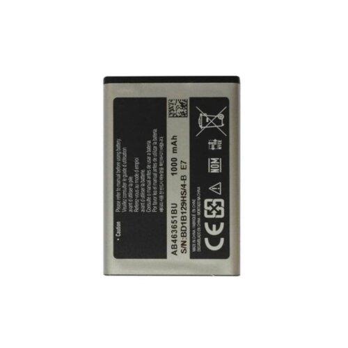 باتری موبایل مناسب برای گوشی سامسونگ مدل Corby S3650 با ظرفیت 1000 میلی آمپر ساعت