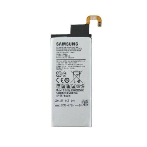 باتری موبایل مناسب برای گوشی سامسونگ مدل Galaxy S6 Edge با ظرفیت 2600 میلی آمپر ساعت