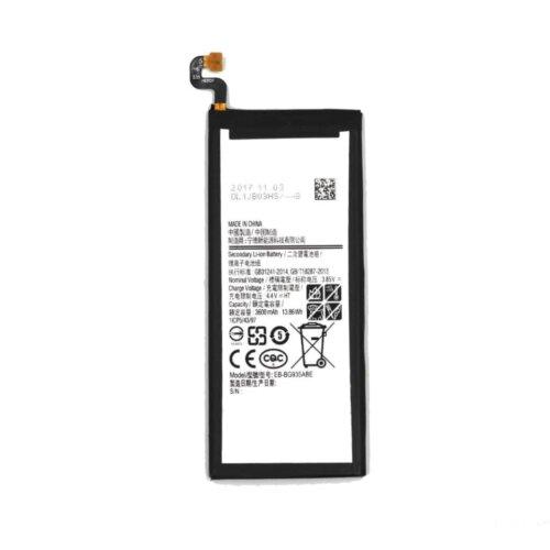 باتری موبایل مناسب برای گوشی سامسونگ مدل Galaxy S7 Edge با ظرفیت 3600 میلی آمپر ساعت