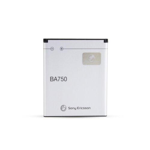 باتری موبایل BA750 مناسب برای گوشی سونی مدل Xperia Arc با ظرفیت 1500 میلی آمپر ساعت
