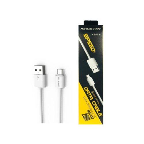 کابل میکرو USB کینگ استار مدل KS05A