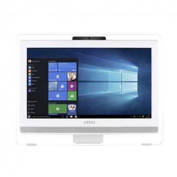 آل این وان (کامپیوتر بدون کیس) ام اس آی 20 اینچی مدل All-in-one MSI Pro 20EDT 6QC i3 8GB 1TB 4G