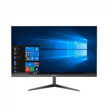 آل این وان (کامپیوتر بدون کیس) ام اس آی 24 اینچی مدل All-in-one MSI Pro 24X 7M 4415U 4GB 1TB Intel
