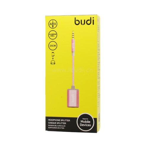 کابل 1 به 2 هدفون Budi مدل M8J021