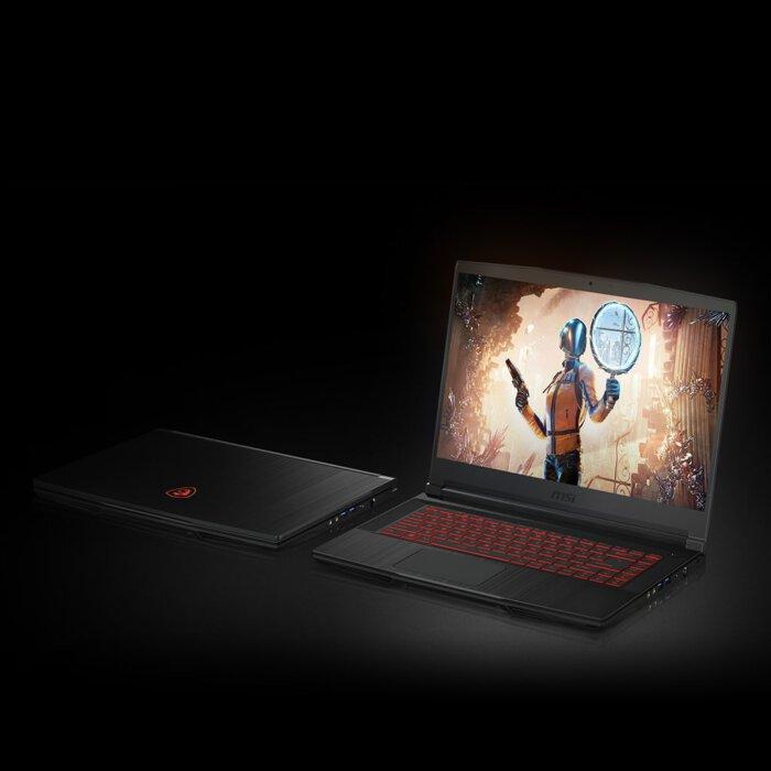 لپ تاپ ام اس آی 15 اینچی مدل MSI GF63 Thin 9RC i7 16GB 1TB+128SSD 4GB