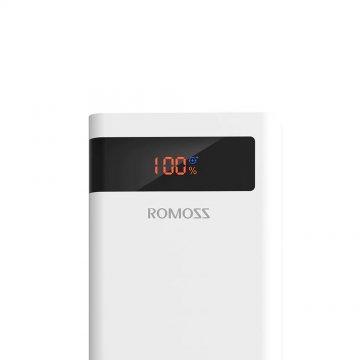 پاور بانک فست روموس مدل Sense 8P Plus ظرفیت 30000 میلی آمپر ساعت