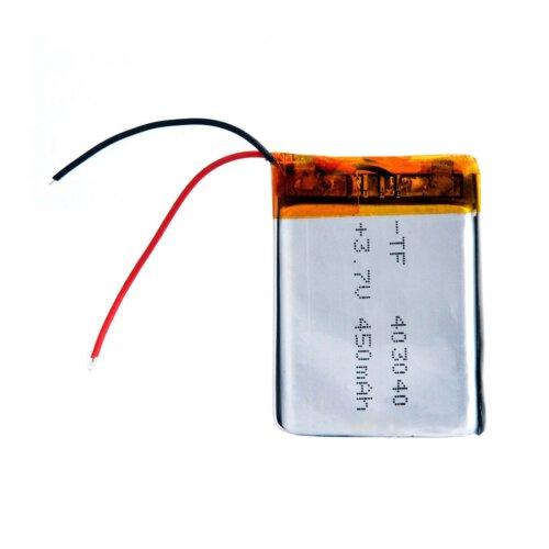 باتری لیتیومی هدست 450 میلی آمپر ساعت
