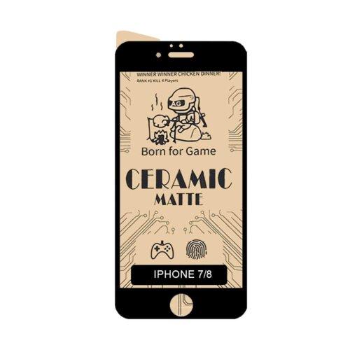 گلس سرامیکی مات گوشی اپل مدل iPhone 7/8