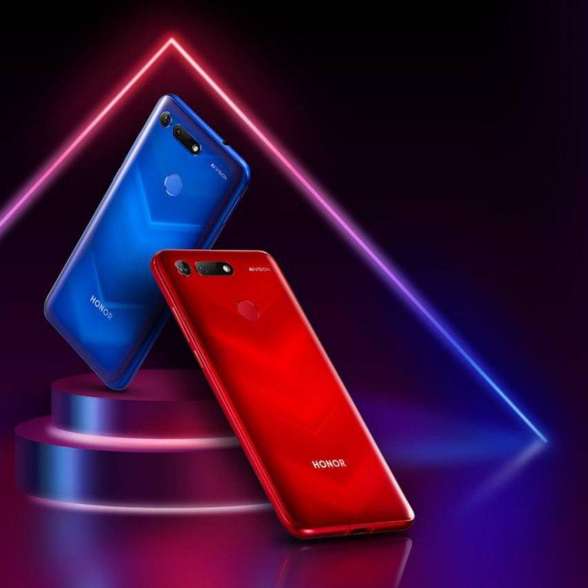 گوشی موبایل هوآوی مدل Honor View 20 دو سیم کارت ظرفیت 256 گیگابایت