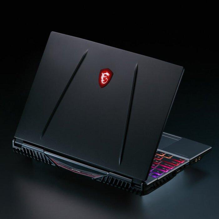 لپ تاپ ام اس آی 15 اینچی مدل MSI GP65 Leopard 9SD i7 16GB 1TB+256SSD 6GB
