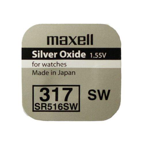 باتری ساعت مکسل مدل 317 SR516SW