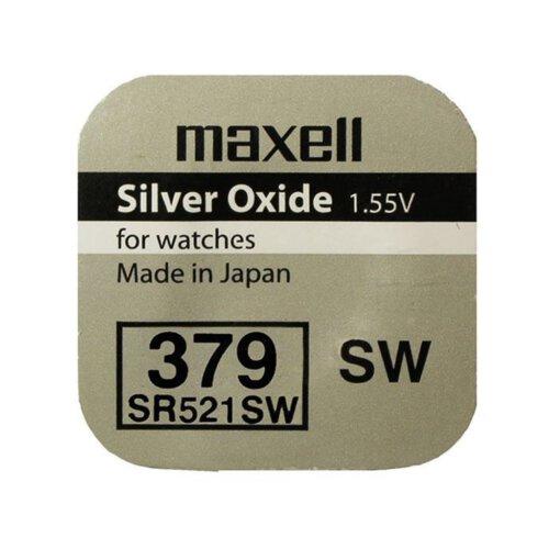 باتری ساعت مکسل مدل 379 SR521SW