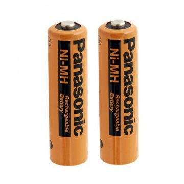 باتری تلفن بی سیم نیم قلمی پاناسونیک