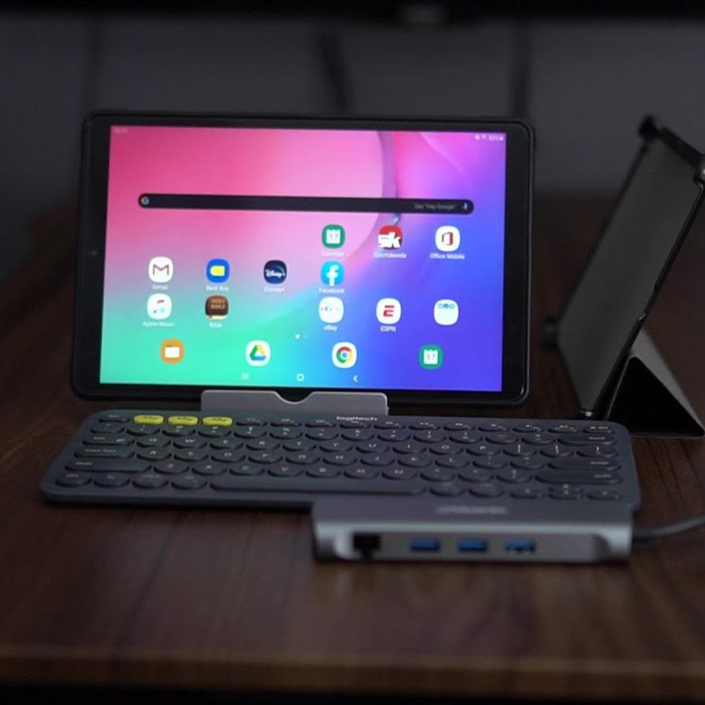 تبلت سامسونگ مدل Galaxy Tab A 10.1 SM-T515 ظرفیت 32 گیگابایت