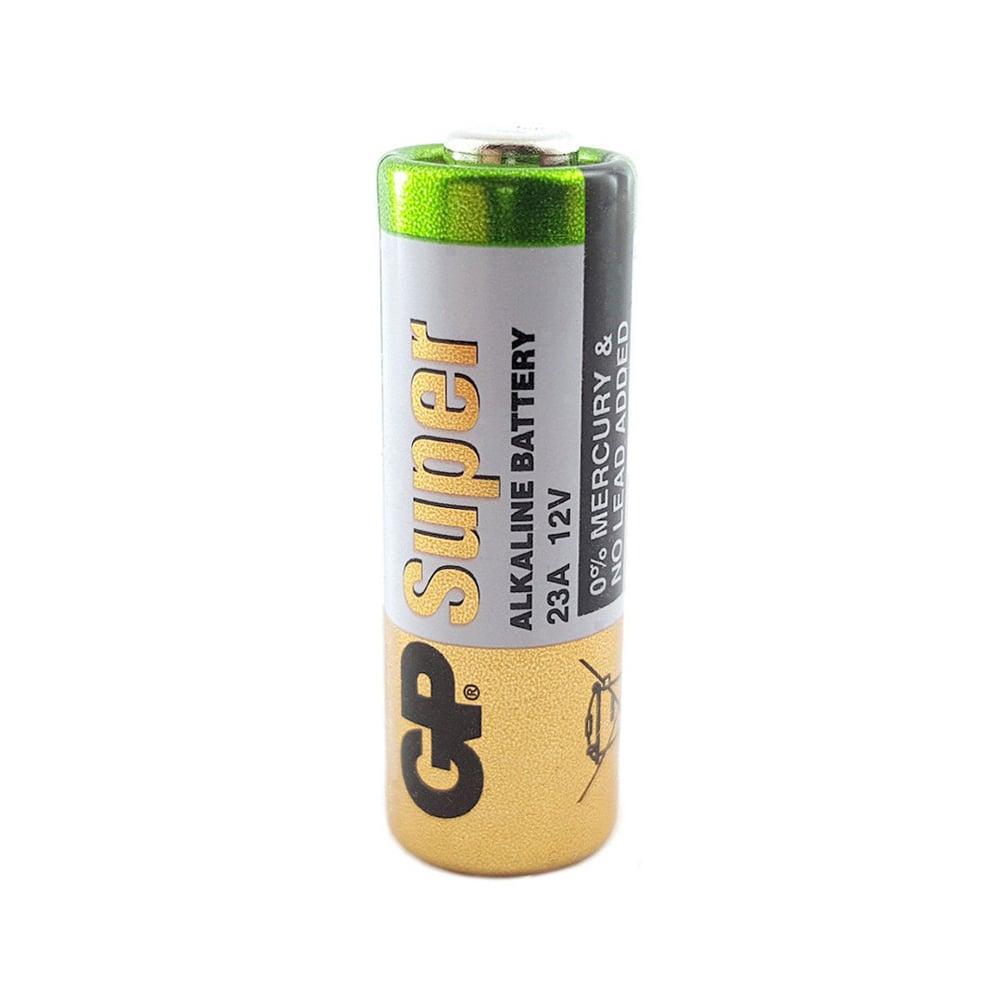 باتری 23A جی پی مدل Super Alkalain بسته 5 عددی