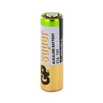 باتری 27A جی پی مدل Super Alkalain بسته 5 عددی