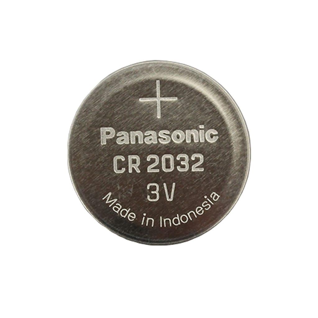 باتری سکه ای پاناسونیک مدل CR2032 بسته 5 عددی