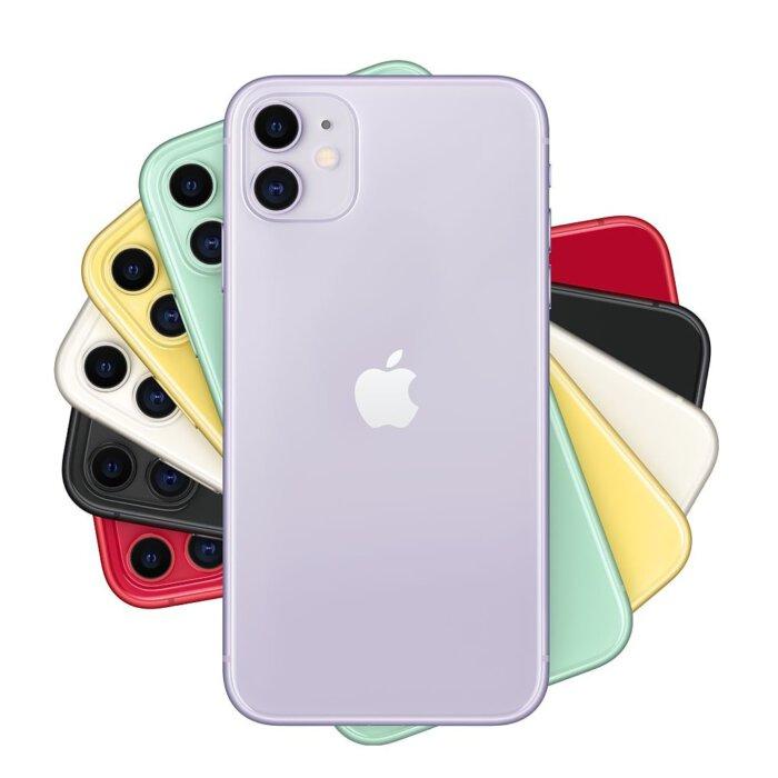 گوشی موبایل اپل مدل iPhone 11 دو سیم کارت ظرفیت 128 گیگابایت