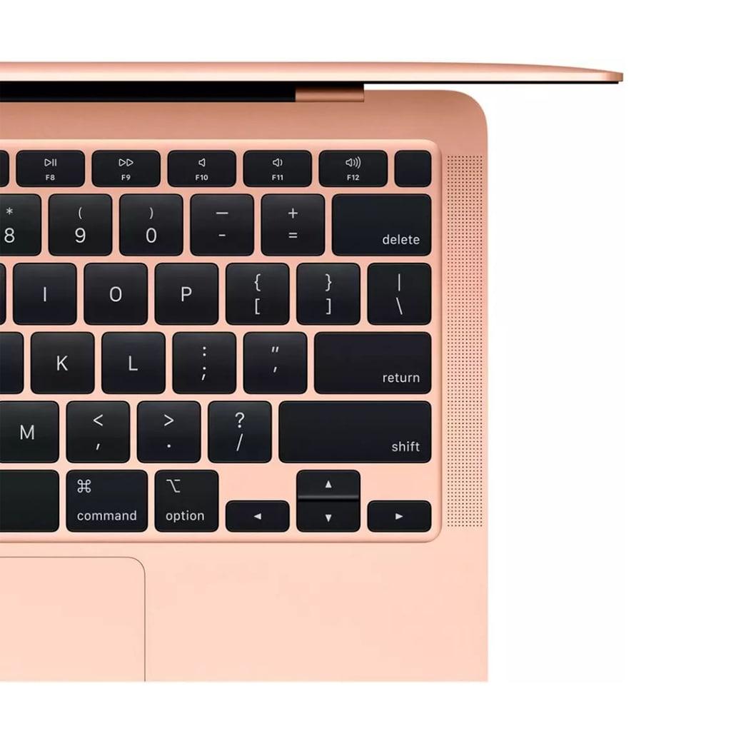 لپ تاپ اپل مک بوک 13 اینچی مدل Apple MacBook Air MWTL2 Core i3 4GB 256GB Iris Plus
