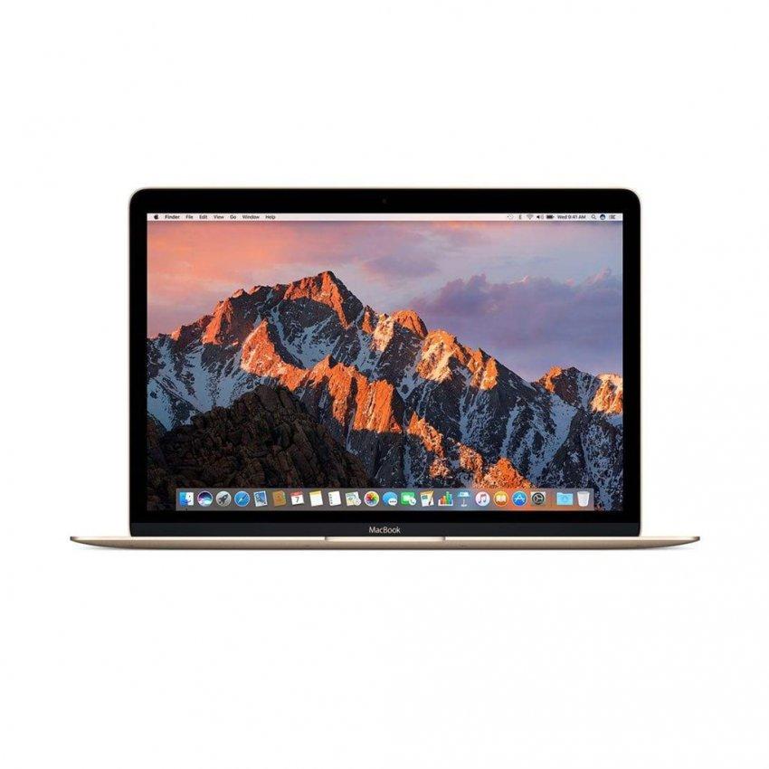 لپ تاپ اپل مک بوک 12 اینچی مدل Apple MacBook MRQN2 2017 Core-M3 8GB 256GB HD Graphics 615