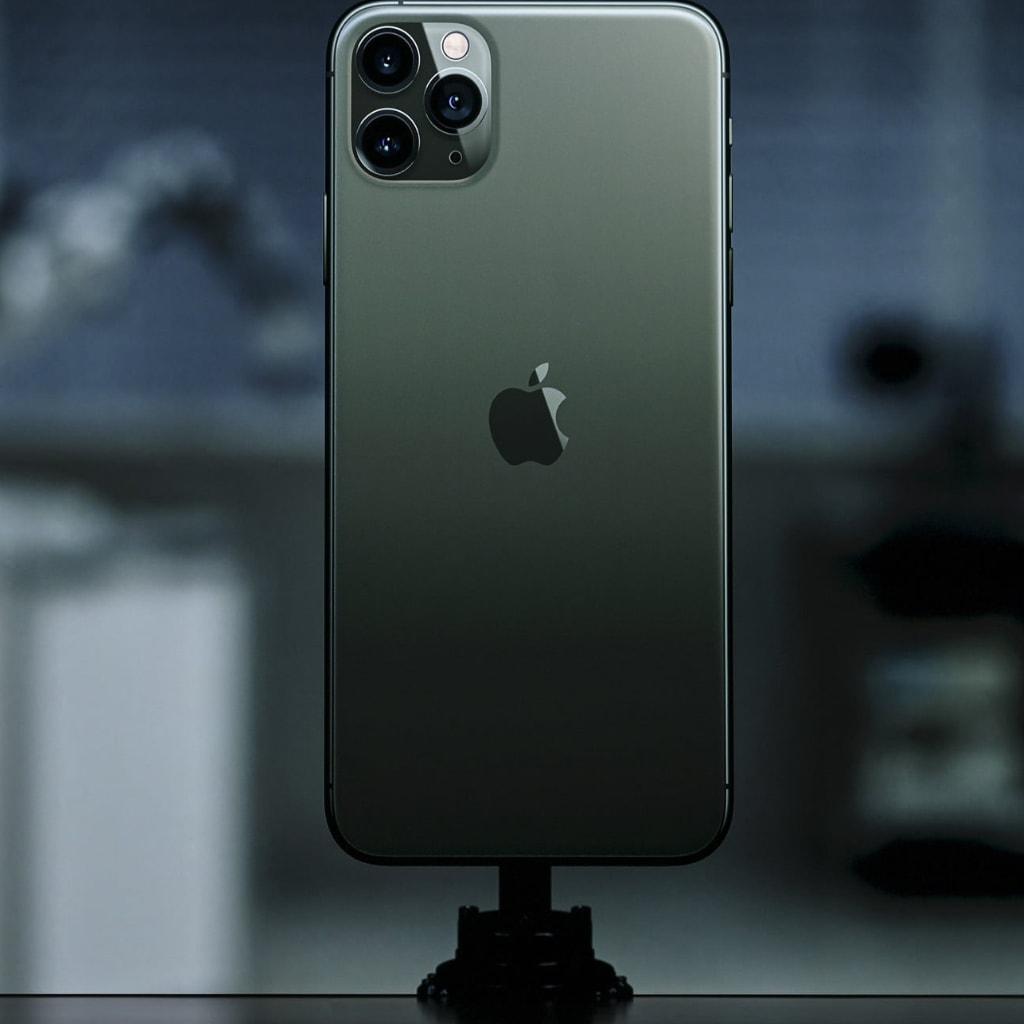 گوشی موبایل اپل مدل iPhone 11 Pro Max ظرفیت 256 گیگابایت (دست دوم)