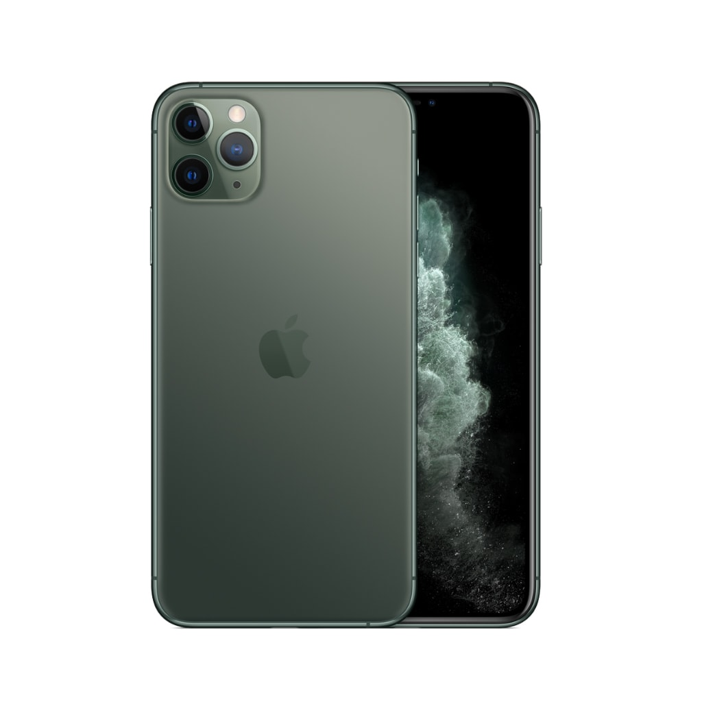 گوشی موبایل اپل مدل iPhone 11 Pro Max دو سیم کارت ظرفیت 256 گیگابایت (دست دوم)