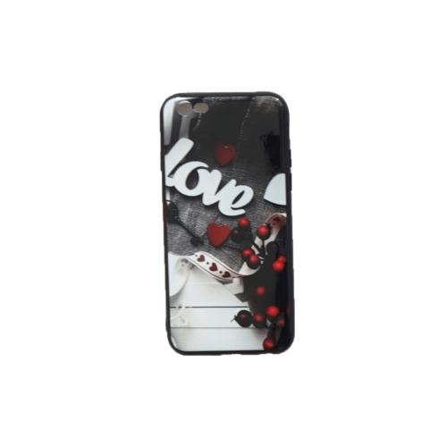 قاب گوشی اپل iPhone 6/6s طرح دار طرح عاشقانه