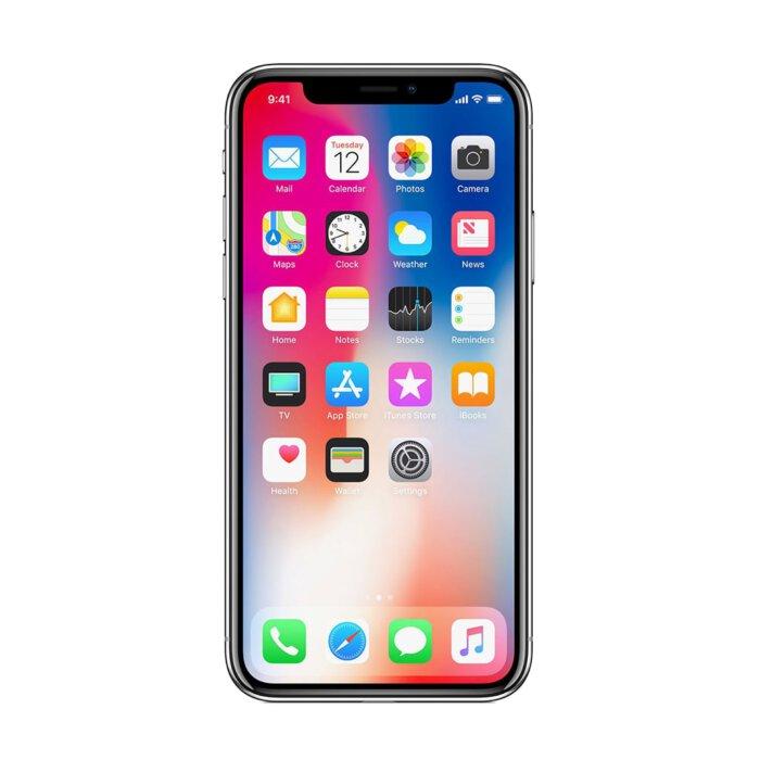 گوشی موبایل اپل مدل iPhone X ظرفیت 256 گیگابایت (دست دوم)