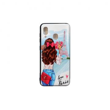 قاب گوشی سامسونگ Galaxy A20 طرح دار طرح دخترانه