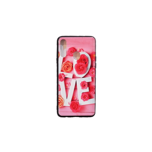 قاب گوشی سامسونگ Galaxy A20s طرح دار طرح عاشقانه