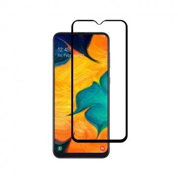 محافظ صفحه نمایش فول چسب گوشی سامسونگ مدل Galaxy A30s