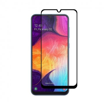 محافظ صفحه نمایش فول چسب گوشی سامسونگ مدل Galaxy A50s