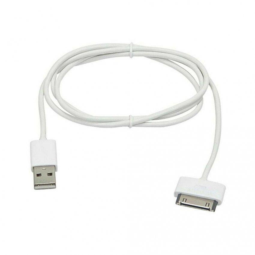 کابل شارژ آیفون اورجینال 30 پین مناسب برای مدل های iPhone 3G/3Gs/4G/4S