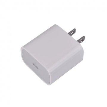 شارژر آیفون فست شارژ اورجینال 3 آمپر 18 وات PD تایپ سی مناسب برای iPhone XR/X/XS/XS Max/11/11 Pro/11 Pro Max