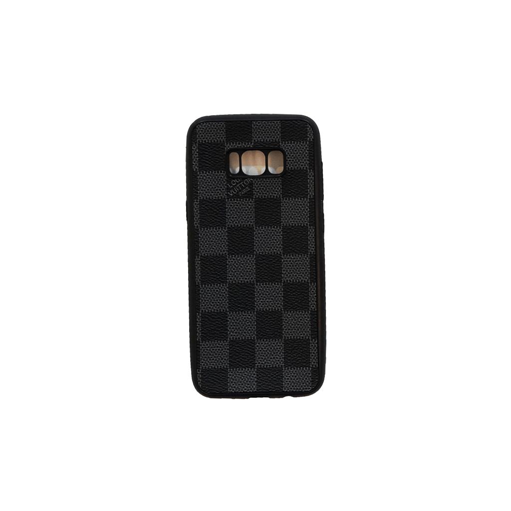 قاب گوشی سامسونگ Galaxy S8 Plus طرح چرم