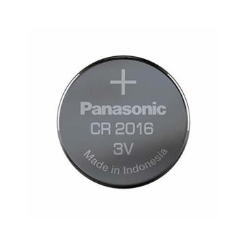 باتری سکه ای پاناسونیک مدل CR2016 بسته 5 عددی