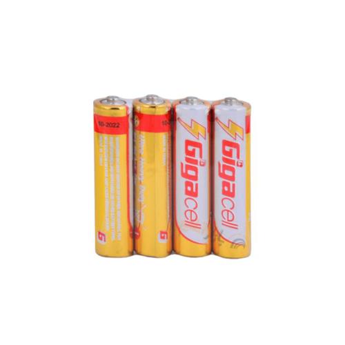 باتری نیم قلمی گیگاسل مدل Ultra Heavy Duty بسته 40 عددی